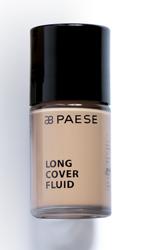 PAESE Long Cover Fluid  Podkład kryjący o przedłużonej trwałości 04 Opalony