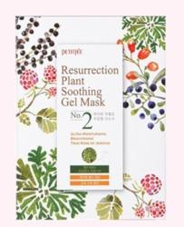 PETITFEE Resurrection Plant Soothing Gel Mask Nawilżająca maseczka do skóry zmęczonej 30g