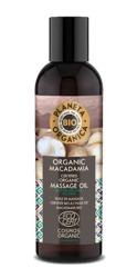 Planeta Organica BIO olejek do masażu Macadamia Oil 200ml