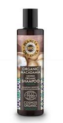 Planeta Organica BIO szampon do włosów Macadamia 280ml