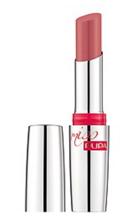 Pupa Miss Pupa Ultra Brilliant Lipstick – Pomadka do ust nadająca blask 200 Pink Sorbet 2,4 ml
