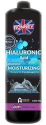 Ronney HIALURONIC Complex Moisturizing Shampoo Nawilżający szampon do włosów suchych i zniszczonych 1000ml