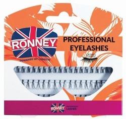 Ronney Professional Eyelashes Kępki sztucznych rzęs 60 szt. Długie RL 00030