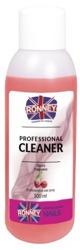 Ronney Professional Nail Cleaner Cherry Płyn do odtłuszczania paznokci 500ml