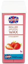 Ronney Roller Depilatory Wax Wosk do depilacji STRAWBERRY