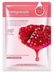Rorec Pomegranate Maseczka nawilżająca w płacie z ekstraktem z granatu 30g