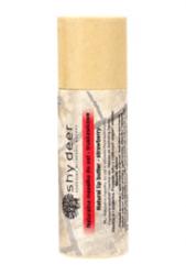 SHY DEER Masełko do ust naturalne Truskawkowe 12ml