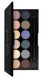 Sleek Makeup I-Divine Paleta 12 Cieni, STORM