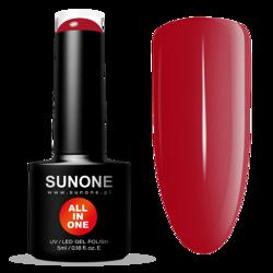 SunOne ALL IN ONE Lakier hybrydowy C12 5ml