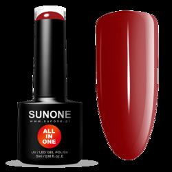 SunOne ALL IN ONE Lakier hybrydowy C14 5ml