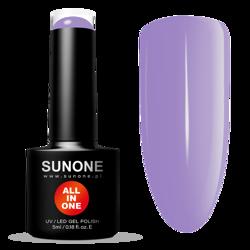 SunOne ALL IN ONE Lakier hybrydowy F02 5ml