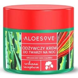 Sylveco Aloesove Krem odżywczy na noc 50ml