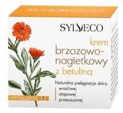 Sylveco Krem brzozowo - nagietkowy z betuliną, 50 ml