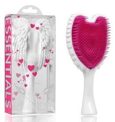 Tangle Angel Essential Szczotka do włosów White/Fuchsia