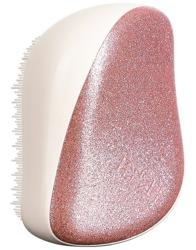 Tangle Teezer Compact Glitter Rose Kompaktowa szczotka do włosów