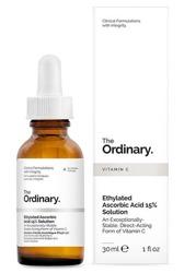 The Ordinary Ethylated Ascorbic Acid 15% Solution Rozjaśniające serum do twarzy z 15% roztworem kwasu askorbinowego 30ml