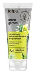 Tołpa Urban Garden Enzymatyczny peeling z drobinkami do rąk i skórek 60ml