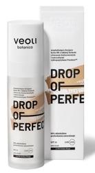 VEOLI Botanica Drop of Perfection Wygładzająco-kryjący krem BB o lekkiej formule z kwasem hialuronowym i naturalnymi cyklopeptydami PORETECT™ 3.0 W Golden Beige 30ml