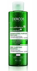 VICHY DERCOS K Anti-Dandruff Peelingujący szampon przeciwłupieżowy 200ml