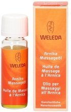 Weleda Arnika Massage Oil Olejek do masażu z arniką 10ml