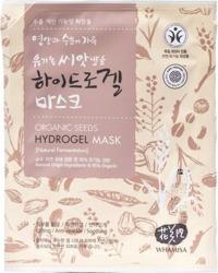 Whamisa Organic Seeds Hydrogel Mask Maska do twarzy 33g