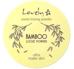 Wibo Lovely Bamboo loose powder Puder bambusowy 5,5g