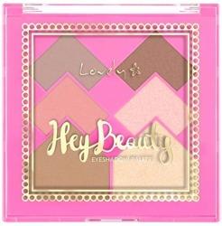 Wibo Lovely HEY BEAUTY Eyeshadow Palette Paleta cieni do powiek i do makijażu twarzy 18g