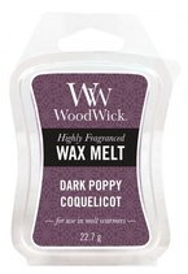 WoodWick Wax Melt Wosk zapachowy DARK POPPY 22,7g