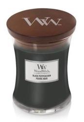 WoodWick świeca średnia Black Peppercorn 275g