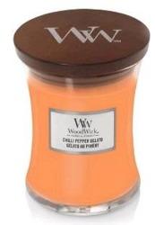 WoodWick świeca średnia Chilli Pepper Gelato 275g
