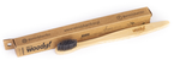 WoodyBamboo Szczoteczka bambusowa Classic miękka/soft