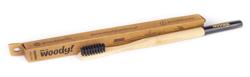 WoodyBamboo Szczoteczka bambusowa Colour miękka/soft