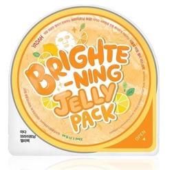 YADAH Brightening Jelly Pack Rozświetlająca maska w płachcie 33ml