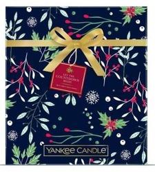 Yankee Candle Countdown To Christmas Kalendarz adwentowy Książka 2021