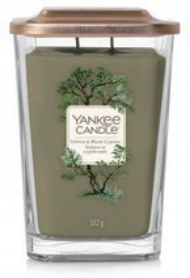 Yankee Candle Elevation świeca duża Vetiver&Black Cypress 552g