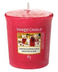 Yankee Candle Sampler Świeca Christmas Morning Punch 49g