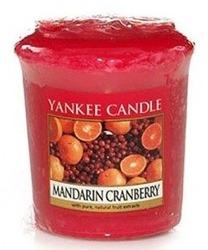 Yankee Candle Sampler Świeca Mandarin cranberry