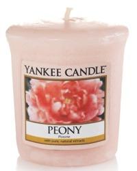 Yankee Candle Sampler Świeca Peony 49g