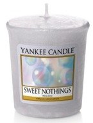 Yankee Candle Sampler Świeca Sweet Nothings 49g