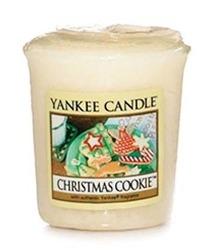 Yankee Candle Sampler świeca Christmas Cookie 49g