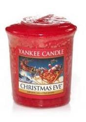 Yankee Candle Sampler świeca Christmas Eve 49g