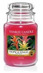Yankee Candle Świeca zapachowa Słoik duży Tropical Jungle 623g