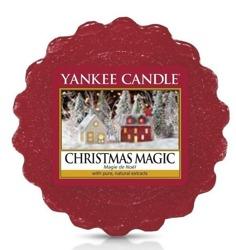 Yankee Candle Wosk Christmas Magic