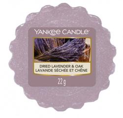 Yankee Candle Wosk Dried Lavender&Oak 22g