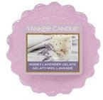 Yankee Candle Wosk Honey Lavender Gelato 22g