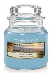 Yankee Candle świeca słoik mały Beach Escape 104g