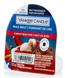 Yankee Candle wosk zapachowy NEW Christmas Eve 22g