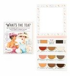 theBalm Whats The HOT TEA  Palette Paletka cieni do powiek