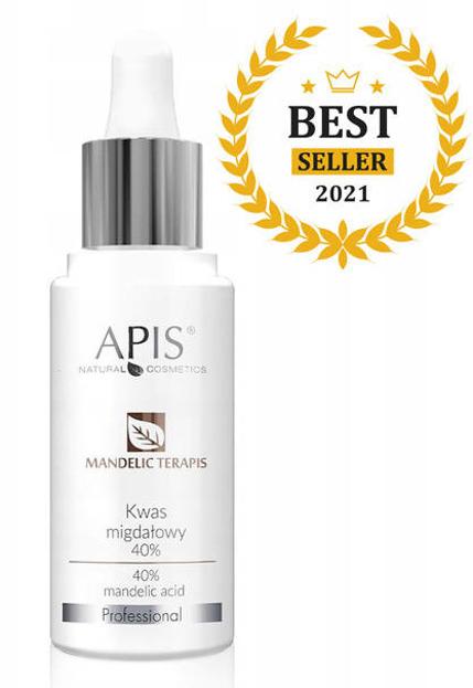 APIS Mandelic Terapis kwas migdałowy 40% z pipetą 30ml