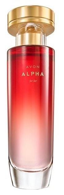 AVON ALPHA Woda perfumowana dla kobiet 50ml